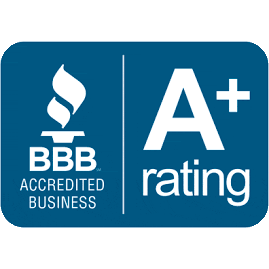 Inspecta-Homes BBB A+ Rating