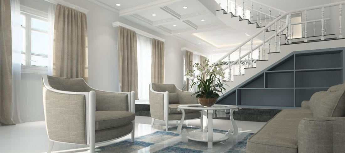 Photo: Interior of a Home